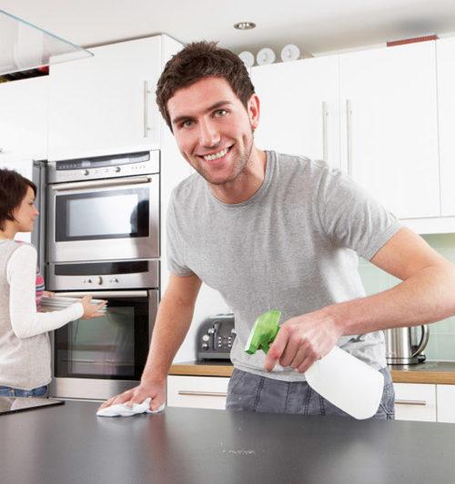 فرمول پاککننده و ضدعفونیکننده سطوح آشپزخانه