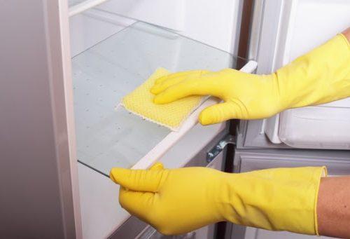 فرمول پاککننده یخچال